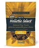 Holistic Select Chicken Recipe Natural Dog Treats, 6-Ounce Bag