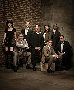 """NCIS Fabric Cloth Rolled Wall Poster Print -- Size: (28"""" x 24"""" / 16"""" x 13"""")"""