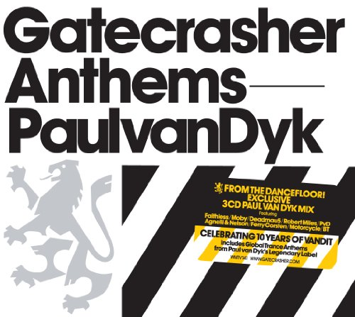 Paul Van Dyk - Gatecrasher Anthems: Paul Van Dyk - Zortam Music