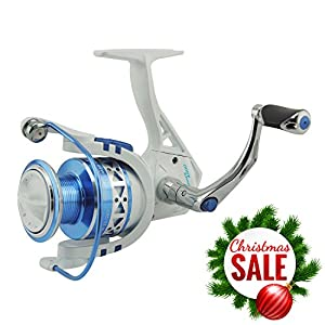 [UP TO 60% OFF!Christmas Sale is On]Great Gift for Our Fisherman KastKing Summer Spinning Fishing Reel ly Arrived for 2016 by Eposeidon