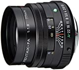 PENTAX リミテッドレンズ 望遠単焦点レンズ FA77mmF1.8 Limited ブラック Kマウント フルサイズ・APS-Cサイズ 27980
