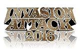 INVASION ATTACK 2016 4.10 両国国技館 [DVD]