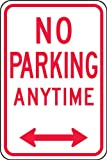 Accuform Signs FRP717RA Engineer-Grade Reflective Aluminum Parking Sign, Legend