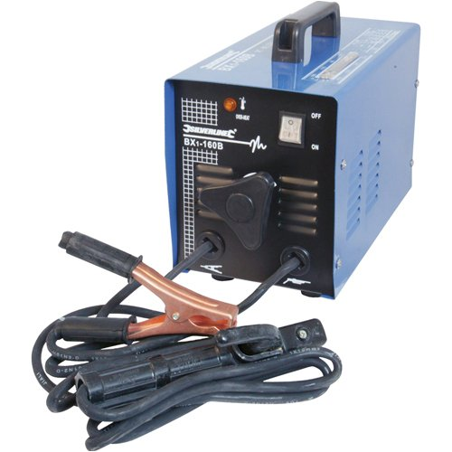 Silverline 466888 160 Amp Arc Welder