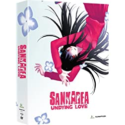 Sankarea: Complete Series - Broadcast Edit Version (Limited Edition Blu-ray/DVD Combo)