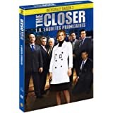 The closer, saison 2 - Coffret 4 DVDpar Kyra Sedgwick