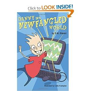 Danny in a Newfangled World e-book