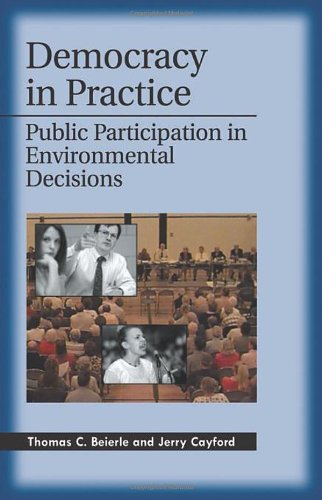 Democracy in Practice: Public Participation in...