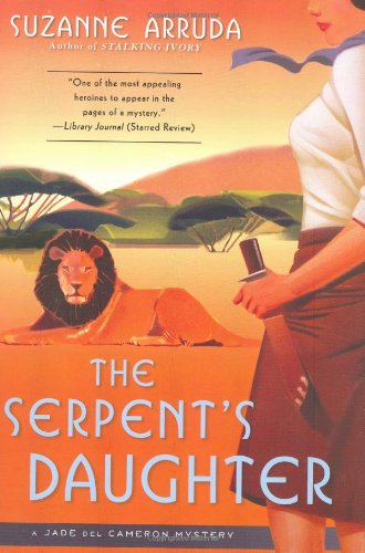 Image of The Serpent's Daughter: A Jade Del Cameron Mystery