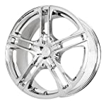 Verde Custom Wheels Protocol Chrome Wheel (17×7″/5×4.5″)