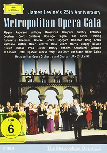 Metropolitan Opera Gala [DVD] [2005]