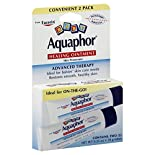 Aquaphor Baby Healing Ointment, Advanced Therapy, 2 - 0.35 oz (10 g) tubes