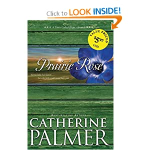 """Prairie Rose"" by Catherine Palmer :Book Review"