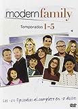 Modern Family Pack 1ª a 5ª temporada) DVD España