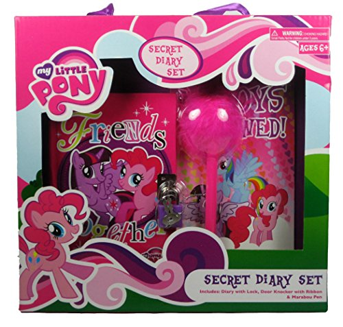 My Little Pony Secret Diary Set - 1