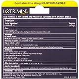 Lotrimin AF Jock Itch Antifungal Cream 0.42 oz (Pack of 3) (Tamaño: 3Pack)