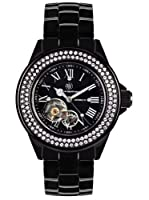 Mathis Montabon Reloj Mm-18 La Belle Negro 38 mm