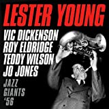 echange, troc Lester Young, Roy Eldridge, Teddy Wilson - JAZZ GIANTS '56
