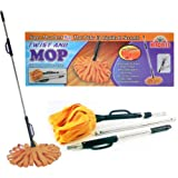 BRAND NEW SUPER LIQUID ABSORBENT FLOOR CLEANING TWIST AND MOP