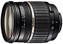 Tamron SP AF 17-50mm F/2.8 Di II LD Aspherical (IF) Zoom Lens with Hood for Nikon DSLR Camera