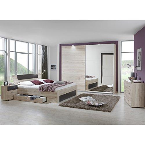 Schlafzimmer Set »YONIE166« San Remo-Eiche, lava kaufen