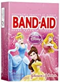 Band Aid Adhesive Bandages, Disney Princess, Assorted Sizes 20 ct (Pack of 6)
