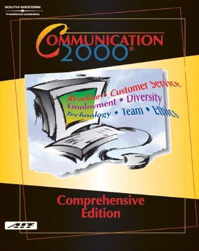 Communication 2000 2E: Comprehensive Text