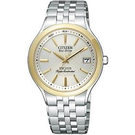 【クリックで詳細表示】[シチズン]CITIZEN 腕時計 EXCEED エクシード Eco-Drive エコ・ドライブ 電波時計 EBG74-2792 メンズ: 腕時計通販