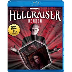 Hellraiser VII: Deader [Blu-ray]