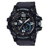 Casio G-Shock Mudmaster Watch GG1000-1A8 WT (Color: Black, Tamaño: One Size)