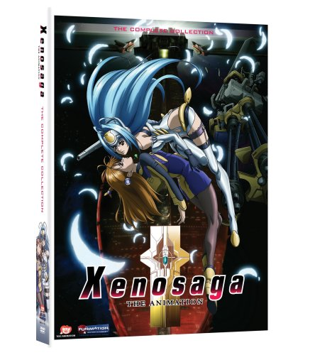 Xenosaga: The Animation - Complete Box Set