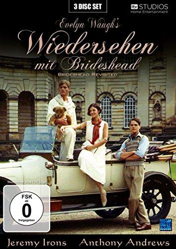 Wiedersehen mit Brideshead [3 DVDs]