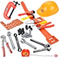 Joyin Toy Complete Tool Belt Toy Set- Great Christmas Toys Gift (30 pieces)