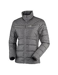 Millet Heel Lift duvet jacket Ladies Down grey Size L 2014