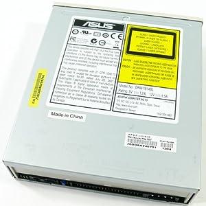 Asus LightScribe Internal IDE 18x DVD R/W Drive (DRW1814BLBLACK)