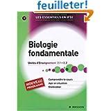 Biologie fondamentale UE 2.1 et UE 2.2
