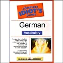 The Complete Idiot's Guide to German, Vocabulary  by Linguistics Team
