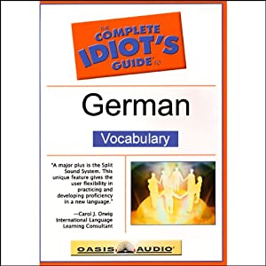 The Complete Idiot's Guide to German, Vocabulary | [Linguistics Team]