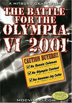 The Battle for Olympia 2001 (Bodybuilding)