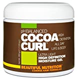 Beautiful Nutrition Cocoa Curl High Definition Moisture Gel, 14.1 Ounce