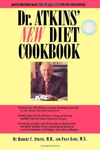 Best Price Dr Atkins New Diet Cookbook087131858X