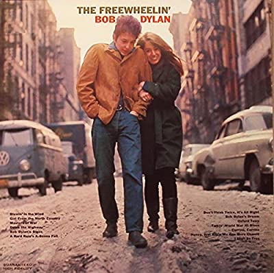 Freewheelin'bob Dylan [Vinyl LP]