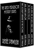 img - for Box Set: The Reed Ferguson Mystery Series (A Private Investigator Mystery Series - Crime Suspense Thriller Boxset Book 1) book / textbook / text book