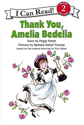 Thank You, Amelia Bedelia (I Can Read Book)