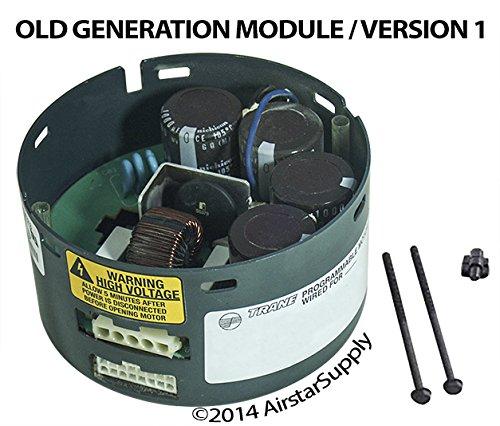 Oem Upgraded Trane American Standard Furnace 1/3 Hp Ecm Blower Motor Module Mod0308