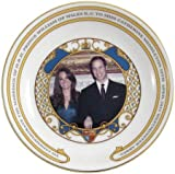 Aynsley Royal Wedding Prince William and Kate Middleton Coaster