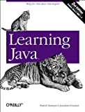 img - for Learning Java, Second Edition by Patrick Niemeyer (2002-07-30) book / textbook / text book