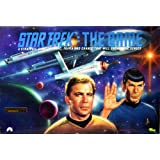 Star Trek: The Game A Strategic Game of Logic, Trivia and Chance That Will Engage the Senses