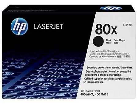 HP CF280XC Cartouche de Toner pour  HP LJ Pro 400/M401 Noir