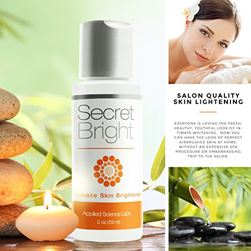 Sensitive Skin and All Intimate Areas - Natural whitening bleach cream ...